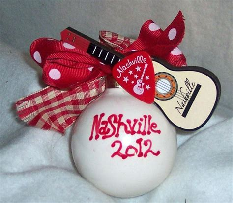 nashville christmas ornament 10 99 www gottagottahaveit