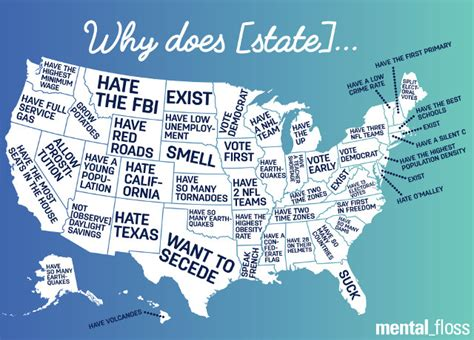 state of the middle the united states of questions what people google asking about each state geekologie