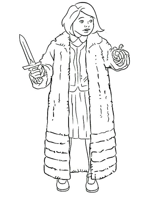 Free Lion Witch Wardrobe Coloring Pages Narnia Colouring Pages