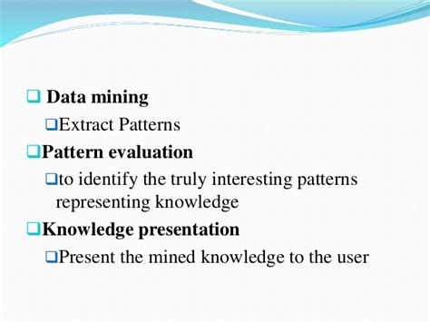 pattern classification techniques in data mining data mining techniques
