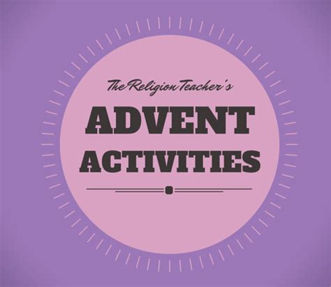 advent worksheets for catholic new calendar template site