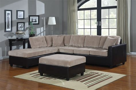 coaster sectional sofa 503015 henri reversible sectional sofa by coaster