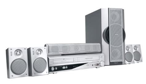 philips mx5100 450 watt 5 1 home theater system with dvd