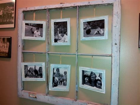 5 Ways To Reuse Picture Frames Reuse Window Frame Window Frame