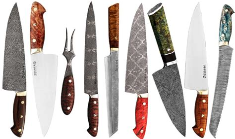 the world s best kitchen knives are hand forged in olympia