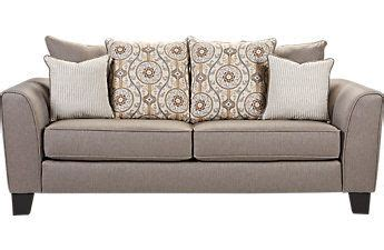 keenum taupe sofa with reversible chaise best 25 taupe sofa ideas on