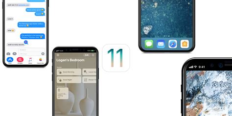 iphone ios 8 layout four ios 11 changes that reveal iphone 8 design ios hacker