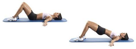 esercizi per il sedere i 6 migliori esercizi per tonificare rapidamente i tuoi