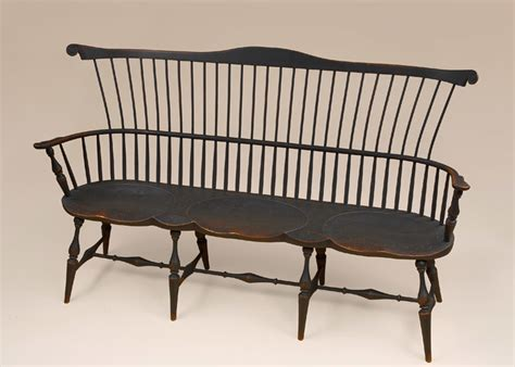 settee seat benches settees great windsor chairs