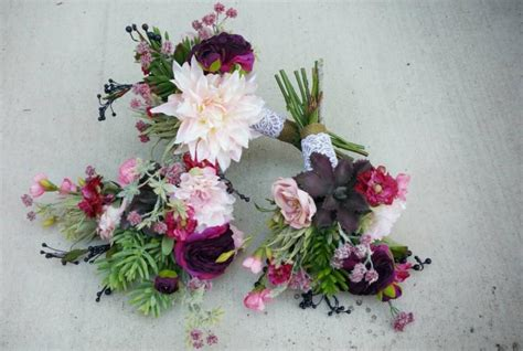 ready made bridal bouquets ready to ship wedding package wedding bouquet