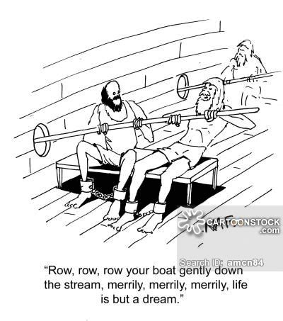 row boat sport row row row your boat cartoons and comics funny pictures