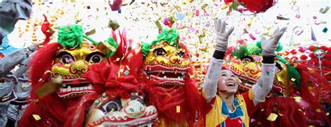 what is the lunar new year the port of los angeles community