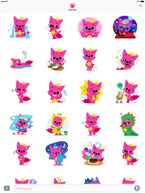 App Shopper: Pinkfong Special Edition (Stickers)