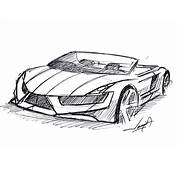 Automotive Drawing Free Download On Ayoqqorg