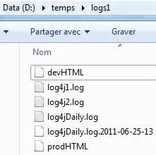 log4j rollingfileappender filename pattern 187 datepattern in org apache log4j