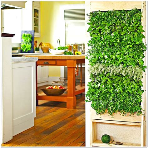 indoor kitchen herb garden 14 fab ways to bring the outside in the decorating and