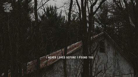 found 4 you front porch step i never loved before i found you