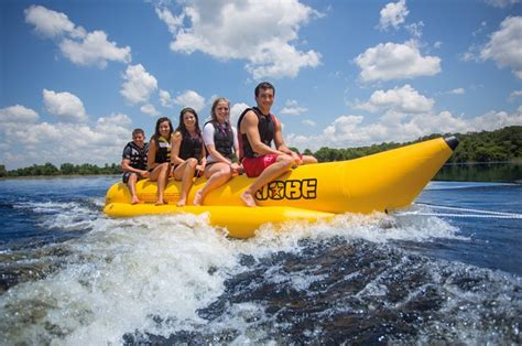 banana boat ride in goa 51 activities to do in goa weekend thrill