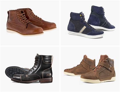 stylish motorcycle boots 8 stylish casual motorcycle boots gear patrol