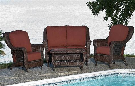 modern wicker patio furniture sets clearance wicker patio