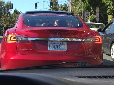 the 10 best tesla vanity plates cleantechnica