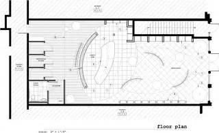 store floor plans madison bleu retail store go design archinect