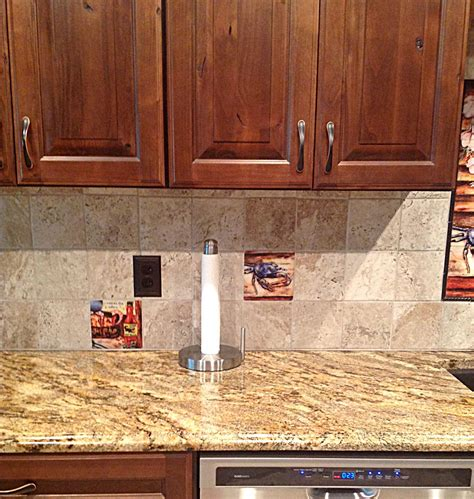 accent tiles for kitchen backsplash louisiana kitchen tile backsplash cajun tiles