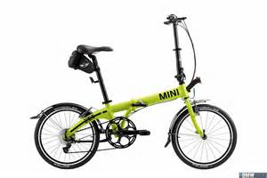 Mini Cooper Bicycle Mini Folding Bike The New Foldable Mini