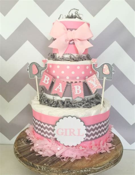 Cake For Baby Shower Centerpiece by 129 Best Elephant Baby Shower Images On