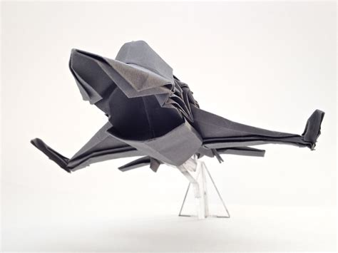 F 16 Origami - jason s ku s homepage