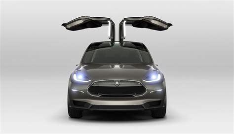 2015 Tesla Model X Suv 6 Rivals For The 2015 Tesla Model X Suv