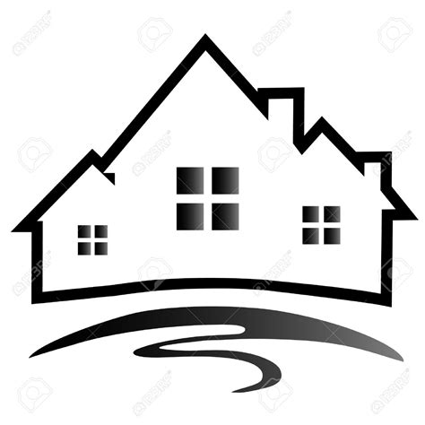 house silhouette houses silhouette vector www imgkid the image kid has it