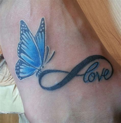 infinity love henna tattoo butterfly infinity symbol from club in las