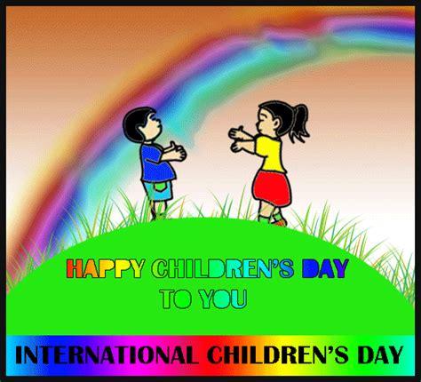 on intl children s day free international