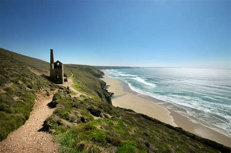 Cottage House For Sale by Above The Beach Cottage Cornwall Sea View Pure Cornwall
