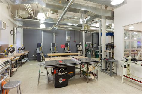 woodshop facilities bfa fine arts department sva nyc