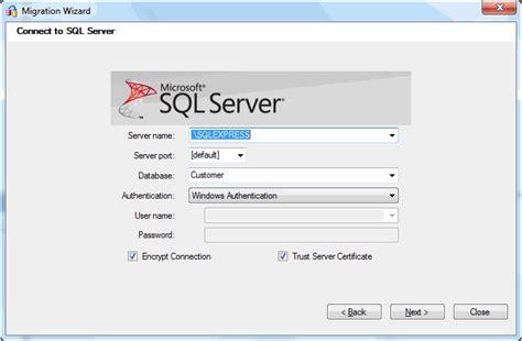 microsoft sql server migration assistant for access ssma his software