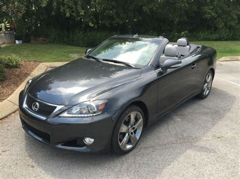 buy car manuals 2011 lexus is f parental controls sell used 2011 lexus is is250c in luray tennessee united states for us 19 500 00