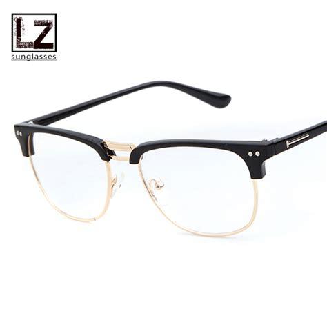 half frame glasses optical tom fold frame eyeglasses