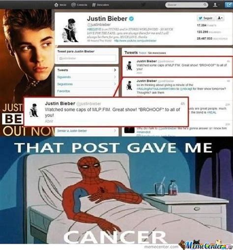 Gave Me Cancer Meme - that post gave me cancer by brad1012 meme center