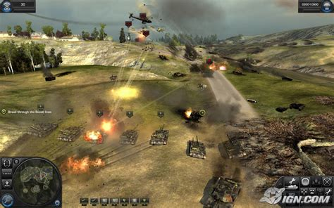 the world in conflict world in conflict soviet assault