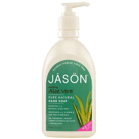 Natur Wash 480 Ml jason soothing aloe vera soap 480ml free delivery