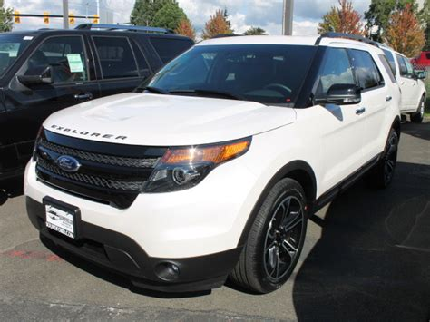2014 ford explorer for sale in renton sound ford
