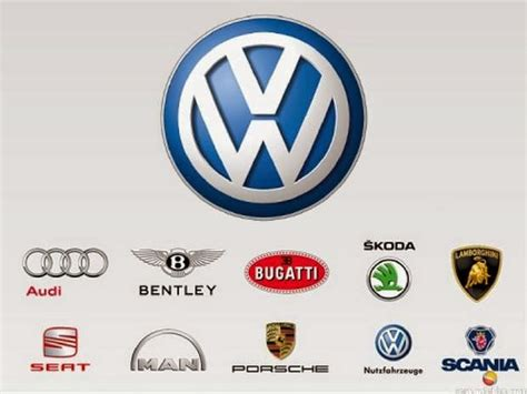What Company Is Audi Owned By by The Facts Buster Volkswagen Owns Audi Bugatti