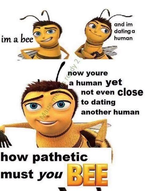 bee film emoji shitbot on twitter quot how pathetic must you bee https t