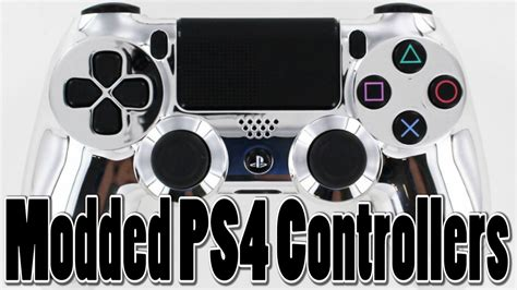 modded ps4 console top 5 modded ps4 controllers modded ps4 consoles