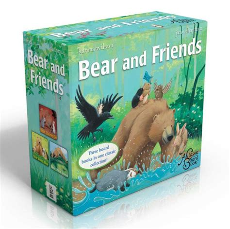 libro bear snores on bear and friends bear snores on bear wants more bear s new friend by karma wilson jane