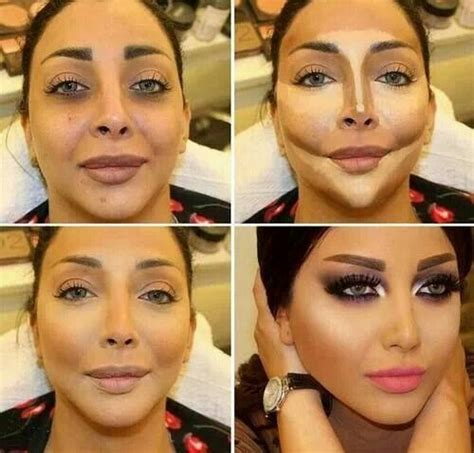 natural makeup contouring tutorial before and after contouring tutorials just trendy girls