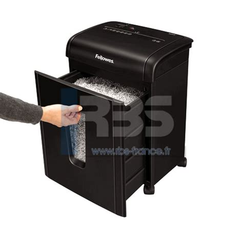 destructeur document confidentiel microshred 62mc
