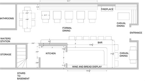 small restaurant floor plan floor plan small restaurant joy studio design gallery